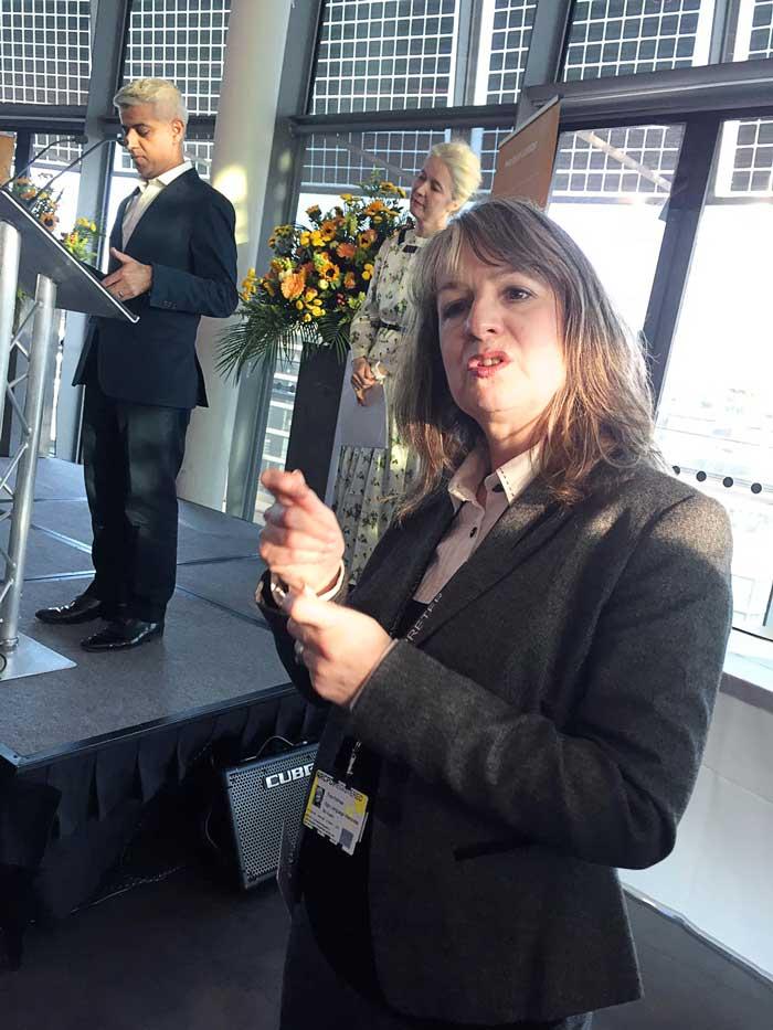 Tina Interpreting