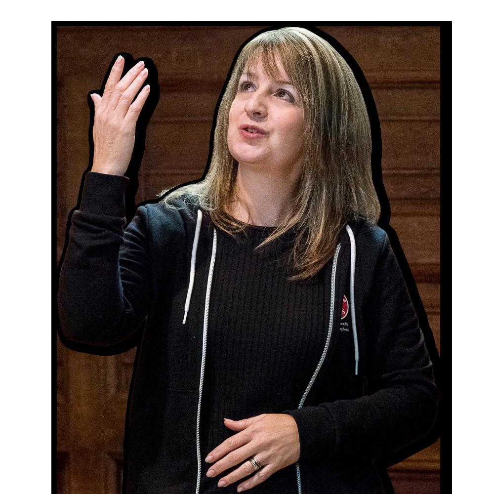 Tina Holmes BSL Interpreter